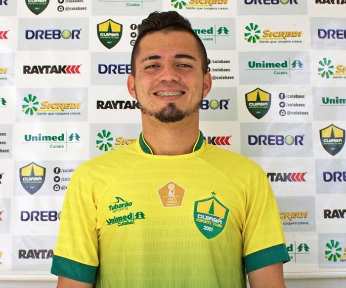 Cabralzinho no Cuiabá (ass)