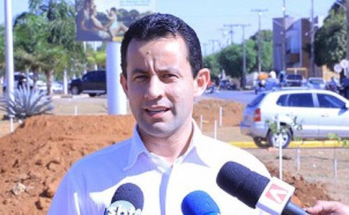 Leandro assume como prefeito em Nova Mutum - Só Notícias