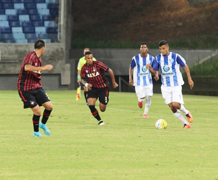 Dom Bosco x Atlético-PR (ass)