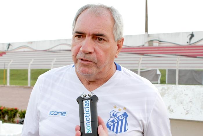 Birigui deve ser anunciado como treinador do Sinop; oito já foram contratados - Só Notícias