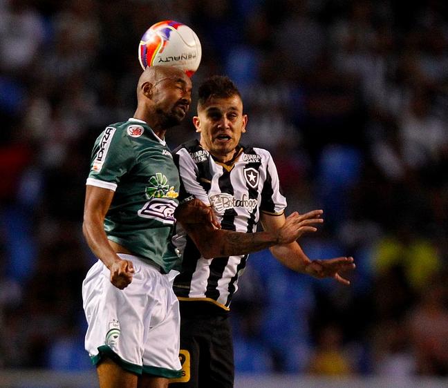 Luverdense x Botafogo Brasileiro Série B agosto 2015 3 (Vitor Silva   SSPress) 2706f4da20a37