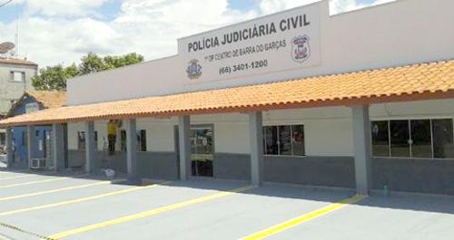 Polícia Civil de Barra do Garças – abril 2016 (ass)
