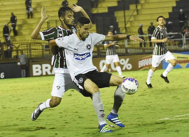 Fluminense x Botafogo semifinal do carioca abril 2016 (ass)