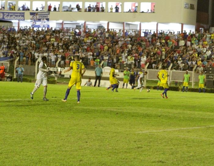 Sinop X Araguaia Campeonato Mato-grossense 2 – abril 2016 (SN/Luiz Ornaghi)