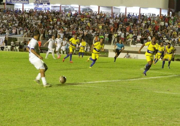 Sinop X Araguaia Campeonato Mato-grossense – abril 2016 (SN/Luiz Ornaghi)