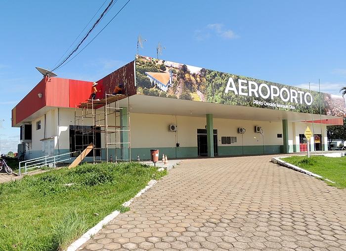 Alta Floresta: empresa é contratada para regularização ambiental e evitar embargo do aeroporto