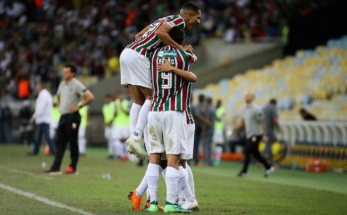 Fluminense x Atlético-PR (Foto  Lucas Merçon Fluminense) – Só Notícias c9f2d9478dbc5