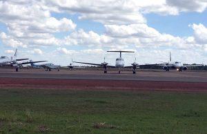 Prefeitura paralisa contrato para sinalização do aeroporto de Sinop