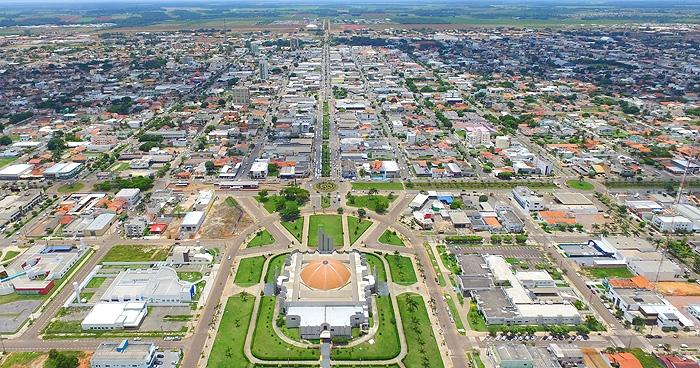 Sinop Mato Grosso fonte: www.sonoticias.com.br