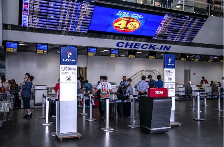 Aumenta movimentação de passageiros no principal aeroporto de MT