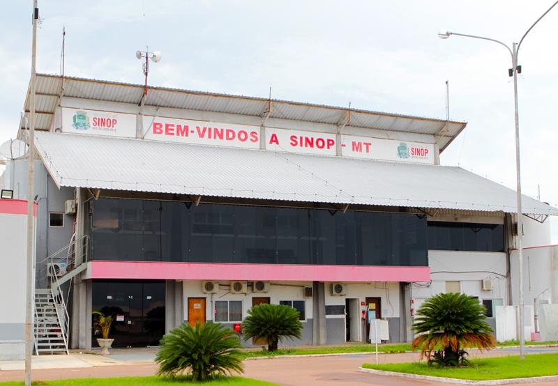 Seção de combate a incêndios do aeroporto de Sinop será ampliada