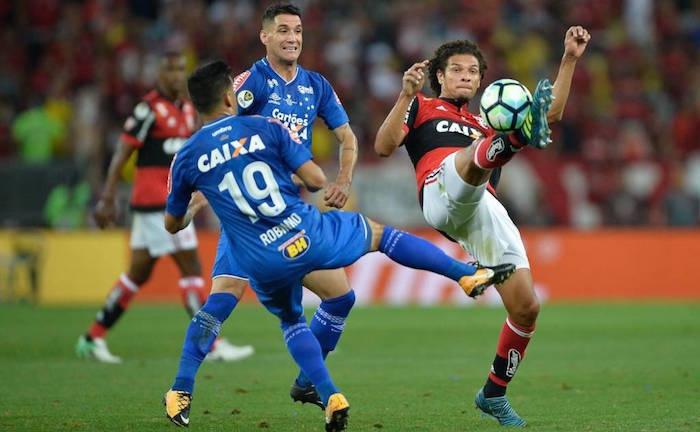 A Confederação Brasileira de Futebol divulgou nesta sexta-feira a tabela do Campeonato  Brasileiro 612135bf87ee4