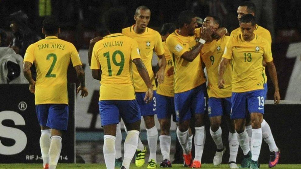 e06b1f5b09acd Seleção Brasileira vence Uruguai em amistoso – Só Notícias
