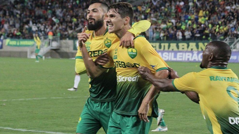 A Confederação Brasileira de Futebol divulgou a tabela das finais da Série  C entre Cuiabá e Operário-PR. O primeiro confronto será em Ponta Grossa-PR 1368ad85a1455