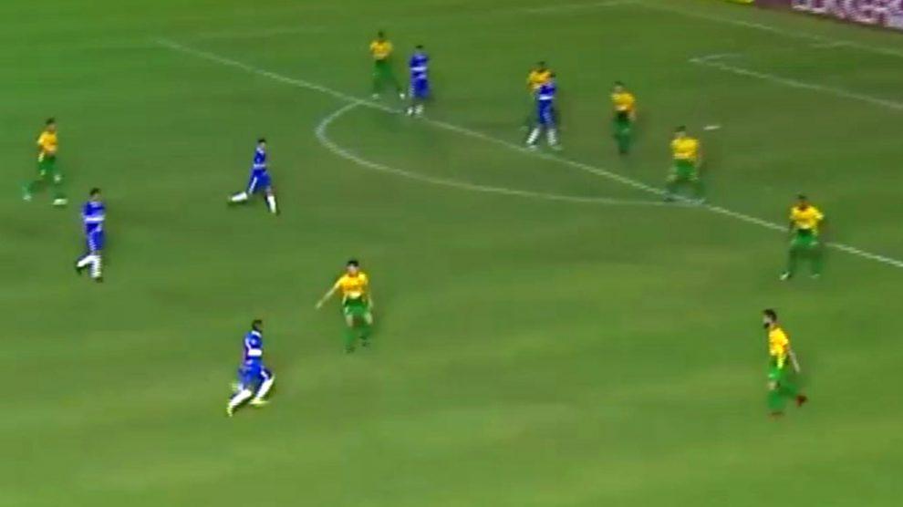 Cuiabá está empatando com Atlético e conquistando vaga na Série B ... 929e3b57b92f1