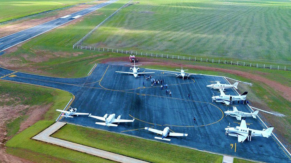 Empresa deve começar voos após conclusão das obras no aeroporto em Nova Mutum