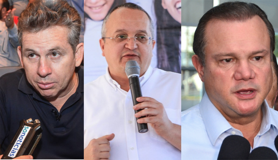 c100dfa6e Se a eleição fosse hoje, o ex-prefeito de Cuiabá, Mauro Mendes (DEM),  venceria em 1º turno a disputa pelo governo do Estado.