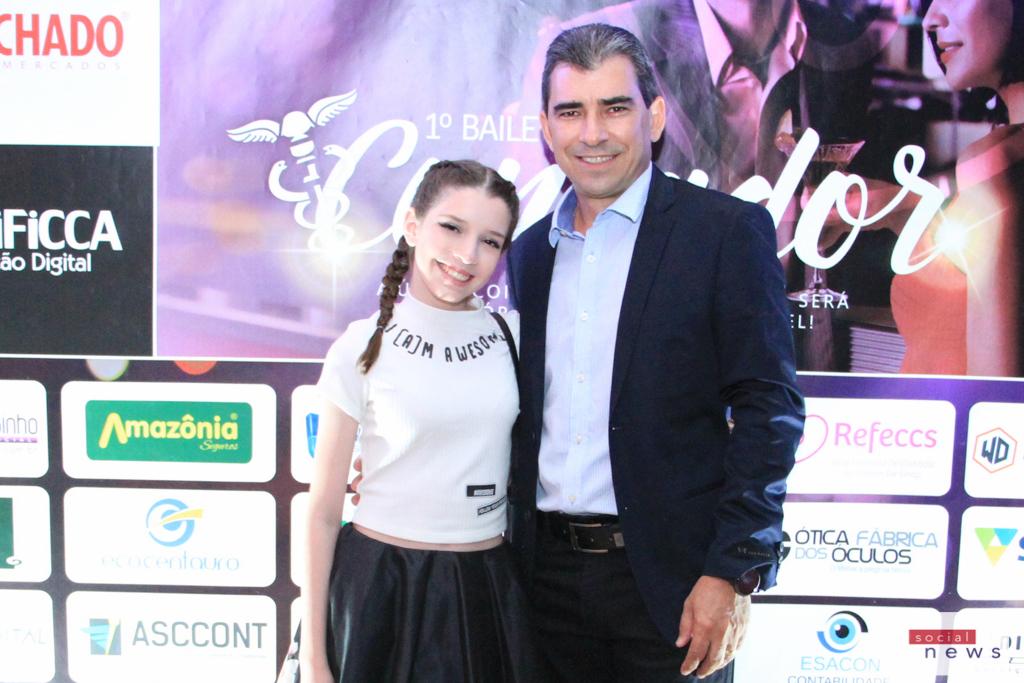 Baile da ASCCONT -85
