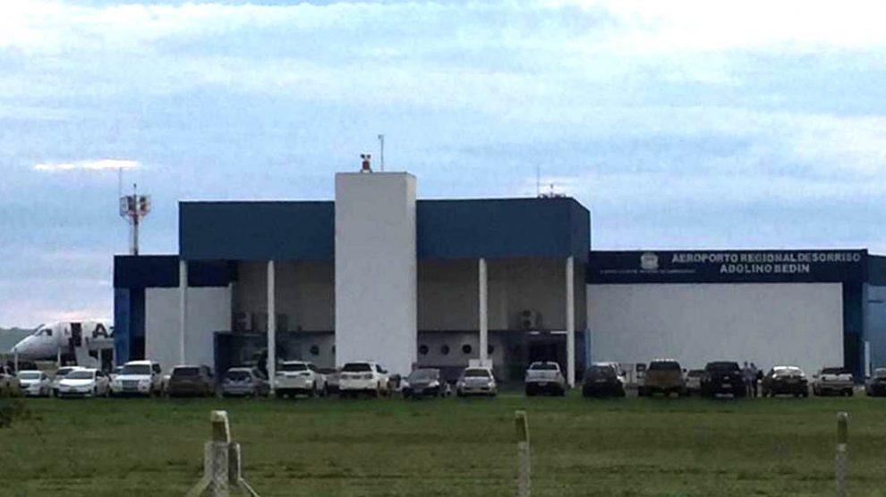 Azul uspende voos diários no aeroporto de Sorriso