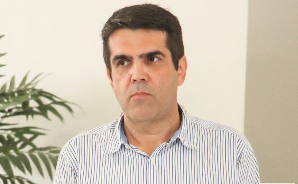 Marcos Antonio Alves, novo presidente do CDL Janeiro de 2019 ass)