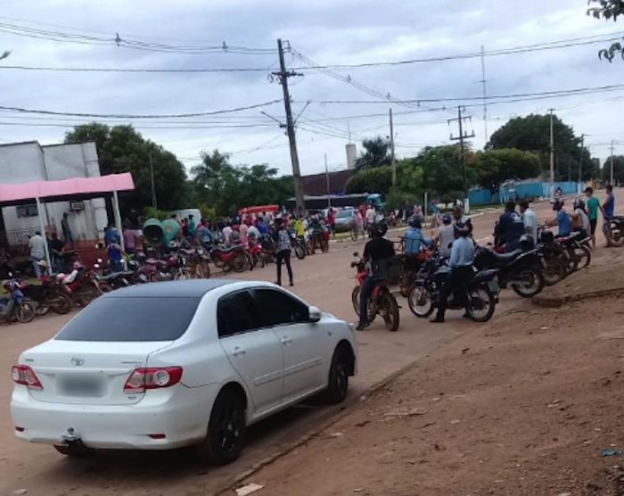Nove são baleados em troca de tiros em fazenda em Mato Grosso  um ... 95d24d32507d9