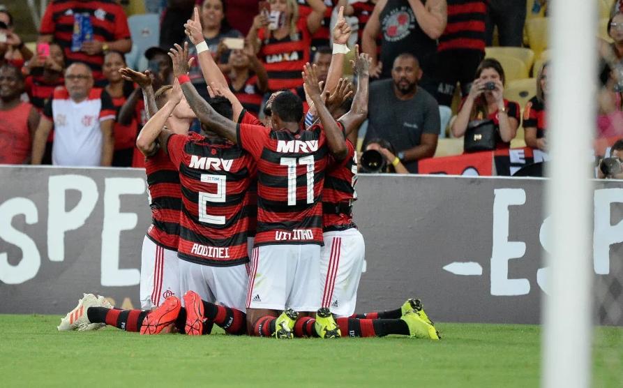 Diego marca golaço de bicicleta e Flamengo goleia a Cabofriense – Só ... e858627b92064