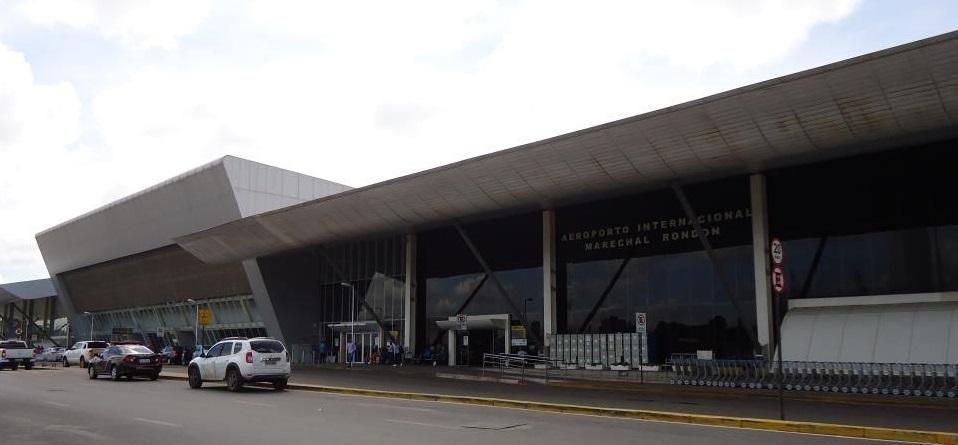 Principal aeroporto de Mato Grosso bate meta em 70% dos indicadores em pesquisa de satisfação