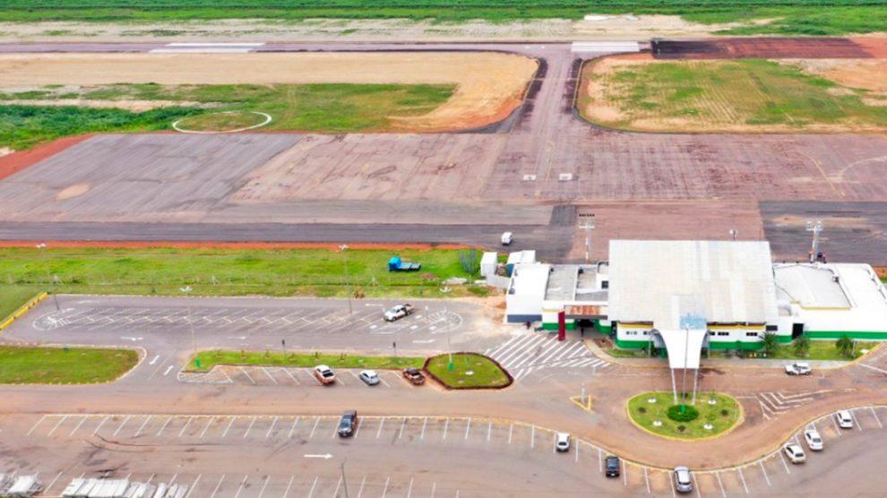 Empresa espera liberação da ANAC para iniciar transição e administrar aeroportos de Sinop, Rondonópolis, Alta Floresta e Cuiabá/VG