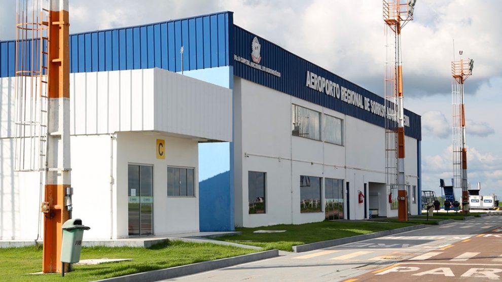 Mais de R$ 8 milhões são liberados para recuperar pista do aeroporto em Sorriso