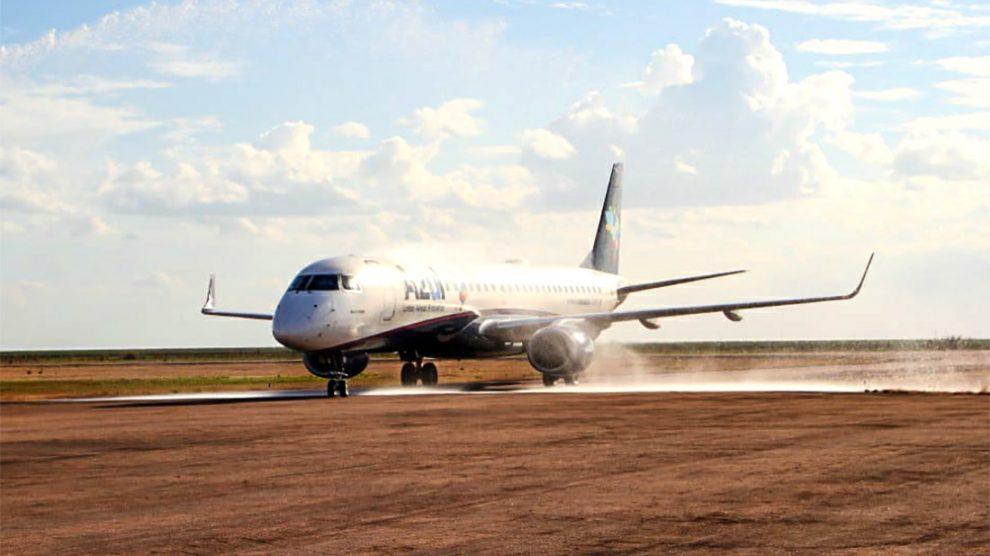 Companhia aérea retoma voos de Sinop a São Paulo