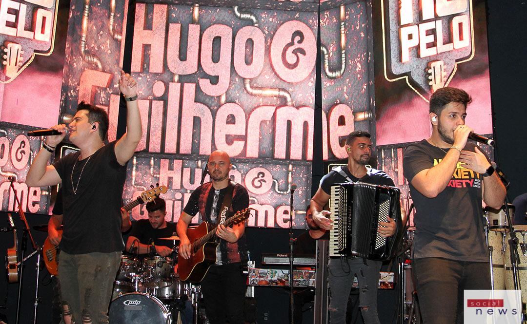 HGS-80 Hugo e Guilherme Show Sinop 1 – janeiro 2020 (Só Notícias/Guilherme Araújo)