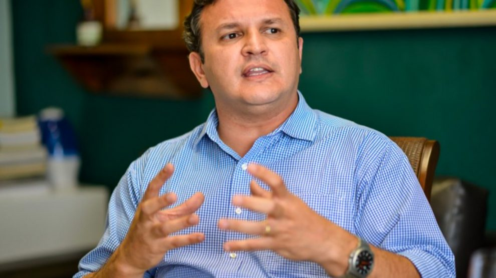 Presidente do PDT nacional coloca maestro como pré-candidato à prefeitura  de Cuiabá – Só Notícias