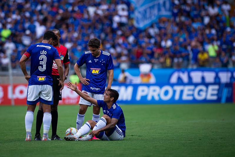 Cruzeiro Perde Para O Tombense E Chega Ao Terceiro Jogo Sem Vitoria No Mineiro So Noticias