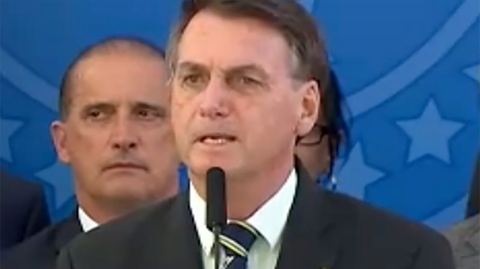 Bolsonaro se diz 'decepcionado', acusa Moro de querer ser indicado ...
