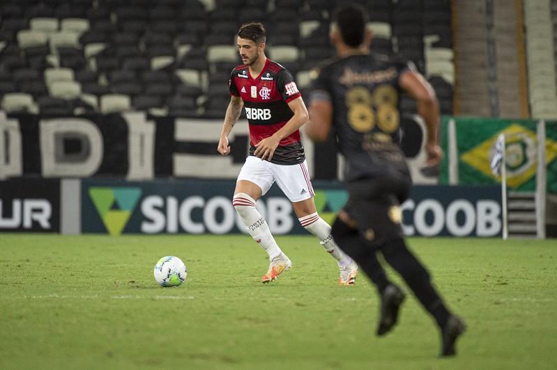 Flamengo Tropeca No Bragantino E Perde Chance De Ser Lider Do Brasileirao So Noticias